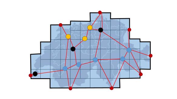 Höchstspannungsnetz unabhängig von Micro Grids